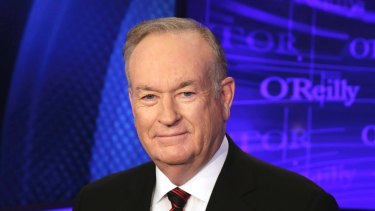 Fox News parted ways with its star host Bill O'Reilly in April following allegations of sexual harassment, paying him $US25 million on the way out.