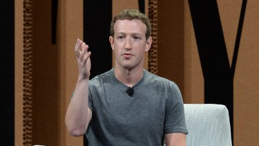 Protecting his privacy: Mark Zuckerberg claims he was bluffed into a payoff by the property developer.