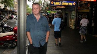 Director Jon Hewitt, photographed in Sydney in 2011.