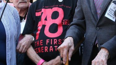 The state government made an official apology to 78ers, many of whom are now in their 70s and 80s, last week.
