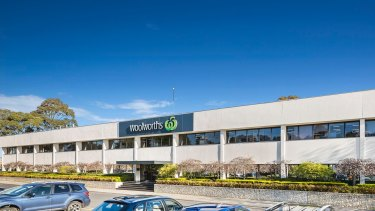 Woolworths' Mulgrave distribution centre