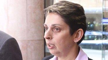 Lost her job: Tara McCarthy.