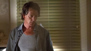 Ben Mendelsohn has been nominated for a best supporting actor Emmy for his role in