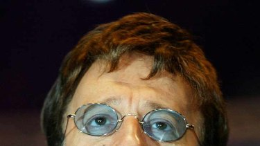 Bee Gees tragedy ... Robin Gibb has died after a battle with cancer.