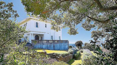 Le Manoir in Bellevue Hill...potential bidders had to lodge a $50,000 refundable deposit to take part