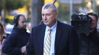 Defended his investigation: Frank Mennilli.