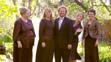 Legalise it ... Sister Wives family hopes to overturn US anti-polygamy laws.