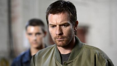 Lack of impact: Ewan McGregor in <i>Son Of A Gun</i>, an Australian film produced by Tim White, which earned only $65,000 on the weekend on its Australian release. The crime thriller has won critics' praise but lacked the marketing budgets of its rivals, White says.