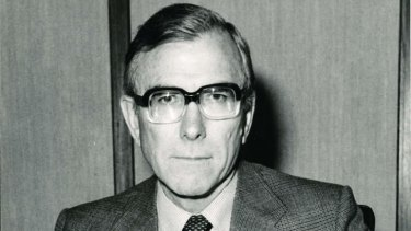 High-flyer: William ''Bill'' Pritchett became secretary of Defence in 1979.