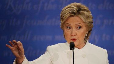 The political skills Hillary Clinton displayed in Wednesday's debate were remarkable.