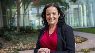 National Secretary of The Community and Public Sector Union, Nadine Flood.