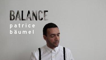 Patrice Baumel, album cover