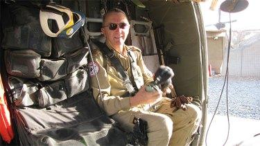 Military trauma surgeon Marc Dauphin.