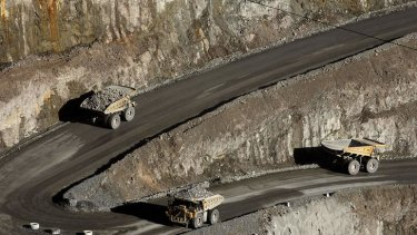 UQ research shows driverless trucks will cost jobs in the mining industry.