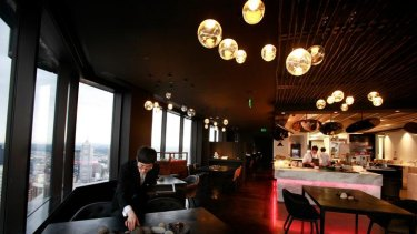 In aesthetic terms alone, Vue de Monde is a statement about the future of fine dining.