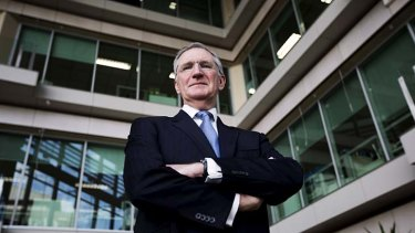 'A unique opportunity': IAG chief Mike Wilkins.