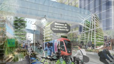 Artist's: Impression supplied by Melbourne University