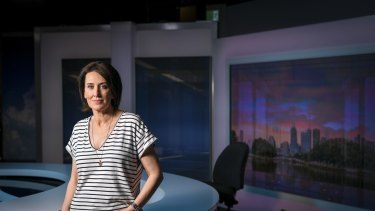 ABC broadcaster Virginia Trioli: what can't she do?