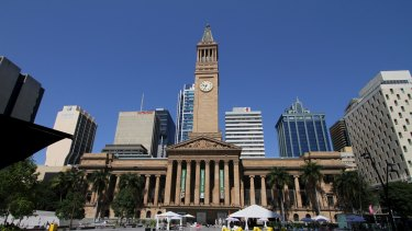 Brisbane Lord Mayor Graham Quirk's has delivered the 2015-6 Brisbane City Council budget speech.