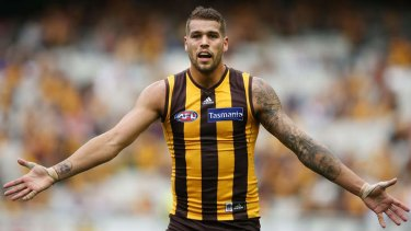 Should I stay or should I go?: Lance Franklin.