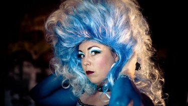 Diva with attitude: Yana Alana performs <i>Between the Cracks</i> at fortyfivedownstairs at 7.30pm.