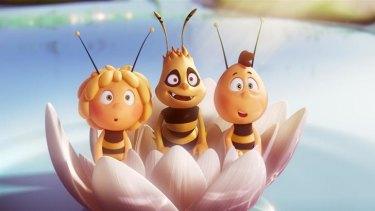 <i>Maya the Bee Movie</i>.