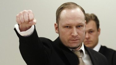 'Why give the narcissistic Breivik a soapbox when that is just what he wants?'