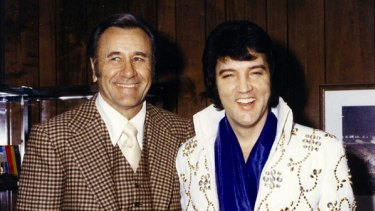 Mouth and pelvis  ... Oral Roberts and Elvis Presley.