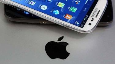 It's on: Apple v Samsung.