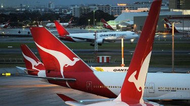 The flying kangaroo is likely to be missing on America's coast-to-coast route.
