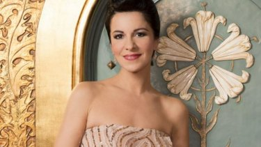 Romanian soprano Angela Gheorghiu's colour, vocal range and expressive intensity provided a memorable, dramatic night at Sydney Opera House.