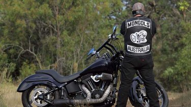 Bikie gangs: The US-based Mongols are the self-proclaimed baddest bikie gang in the world.