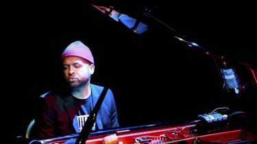 Jason Moran pushes the boundaries of jazz.