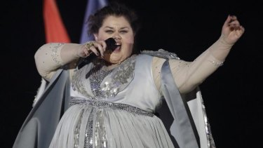 Bojana Stamenov from Serbia stormed out of the blocks with her song and is a legitimate contender. The final of the 60th Eurovision Song Contest with 27 nations competing takes place on May 23, 2015.
