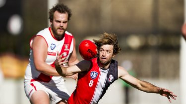 Eastlake and Ainslie will field teams in the AFL Canberra first-grade competition.