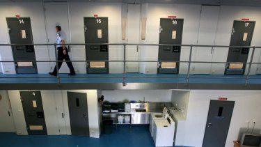 Life on the inside: Barwon Prison.