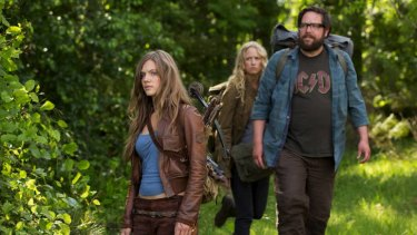 '<i>Revolution</i> is an intriguing take on the post-apocalyptic tale that we're seeing so much of at the moment.'