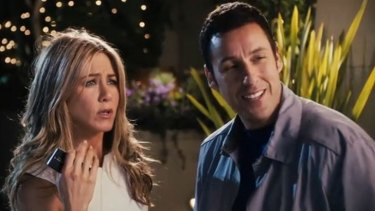 Makes you glad you lived this long: In the rom-com Just Go With It Jennifer Aniston co-stars with Adam Sandler in one his best, most well-rounded films yet.