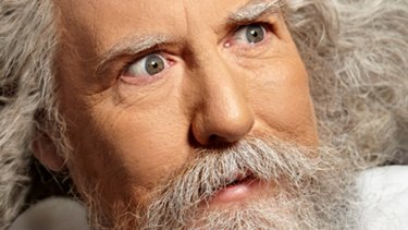 Profile picture of @TheTweetOfGod ... An unnerving Twitter stream by author David Javerbaum.