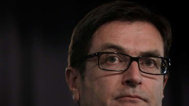 Outdated information ... Minister for Climate Change Greg Combet hits out against NSW government reports on the carbon tax.