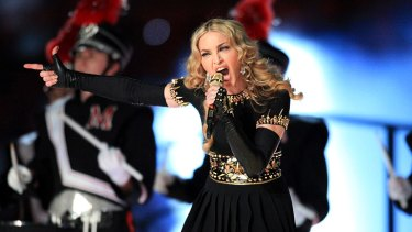 Madonna will wrap up her tour in Australia early next year.