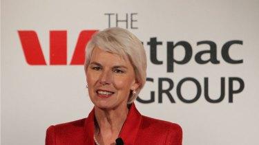 Westpac CEO Gail Kelly.