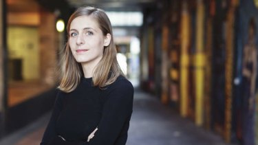 Picking up: the structure of Eleanor Catton's book accelerates the story's pace.