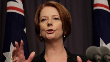 Prime Minister Julia Gillard has accused Tony Abbott of making 'empty promises'.