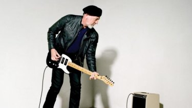 Richard Thompson: 'I just float around and pretend to know something.'