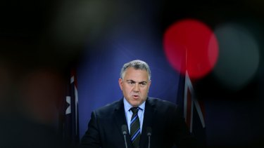 Joe Hockey is likely to go down in history as one of the Treasurers who never delivered a surplus.