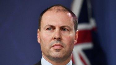 Minister for Energy Josh Frydenberg.
