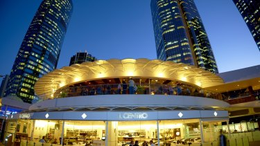 Il Centro restaurant, Brisbane
