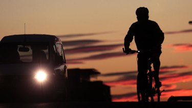 Cyclists will miss out on dedicated bike lanes in the Centenary Motorway upgrade.