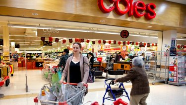 Coles has relaunched its ready-made meals range to better compete with Woolworths.